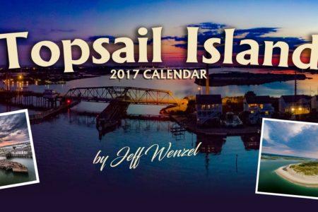 JW2017: Topsail Island Calendar