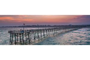 JW168 Seaview Summer Sunset
