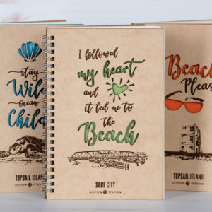 Topsail Journals/Notebooks/Guestbooks