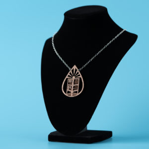 Missile Tower Necklace