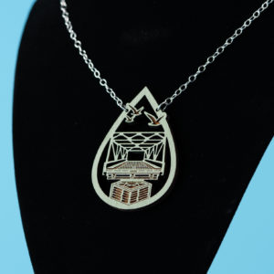 Swing Bridge Necklace