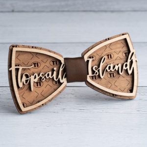 Topsail Island Bow Tie